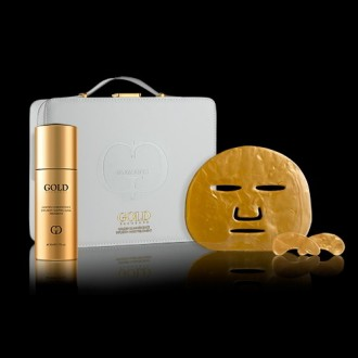 Golden Luminescence Infusion Mask Treatment